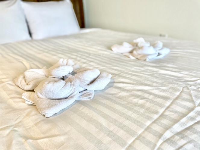 ■コテージ ベッドルーム