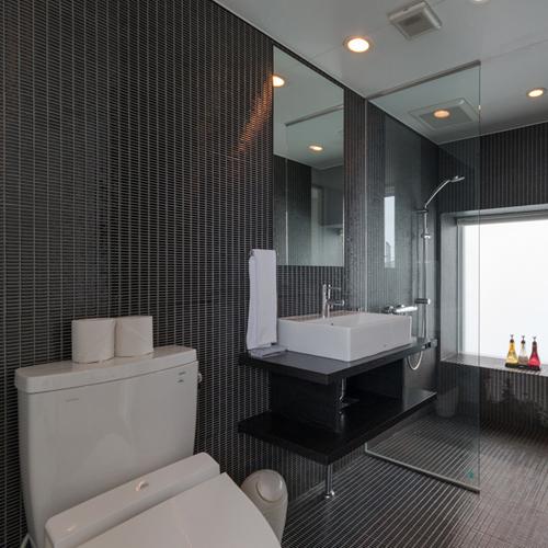 【ペントハウス】トイレ