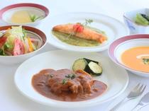 お料理 一例(夕食)1