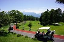 富士見高原リゾート・富士見高原ゴルフ場