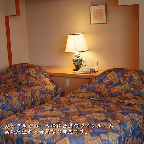 朝凪の棟 ツインルーム