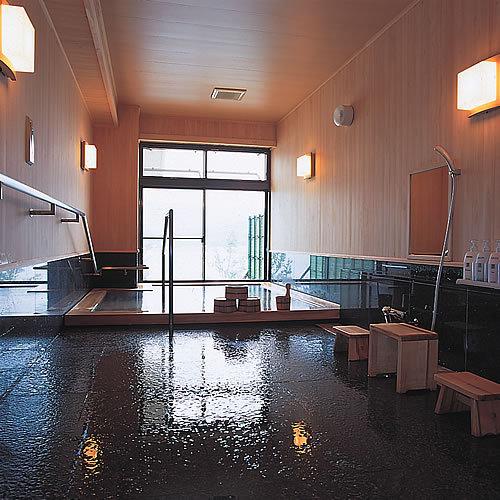 貸切風呂 5〜6名様も入れる貸切風呂