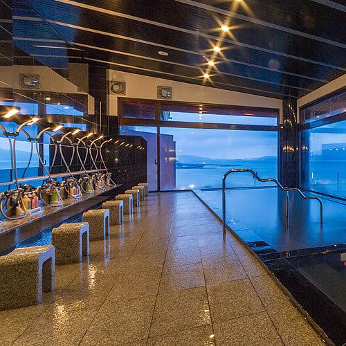 夕凪の棟 大浴場 2012年4月リニューアル