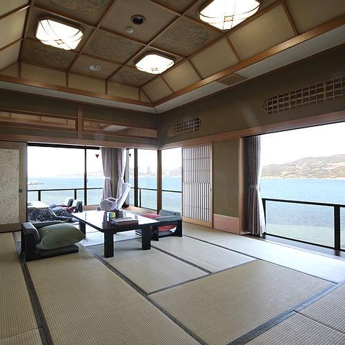 夕凪の棟の特別室