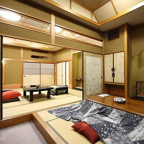 夕凪の棟 特別室