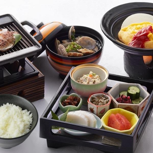 体にやさしい和朝食