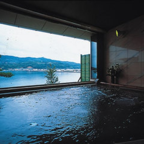 朝凪の棟 展望露窓風呂