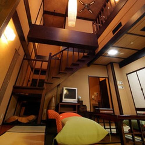 朝凪の棟 メゾネット特別室