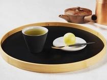 【TEA SALON】煎茶とお菓子のセット