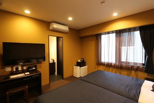 ◆ツインルーム◆セミダブルベッド