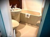 客室 ツイン 浴室