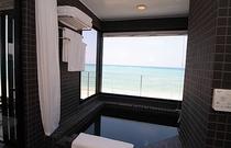 お風呂場からの眺め