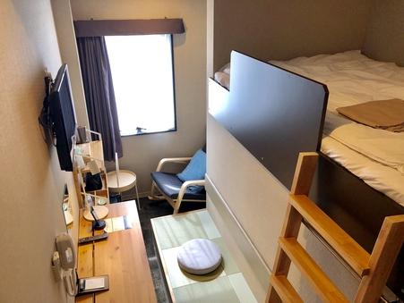 割引シングルPLUS寝室ロフトタイプ