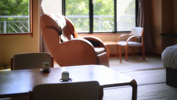 【J-Styleヴィラ】マッサージチェア付き客室14畳/禁煙