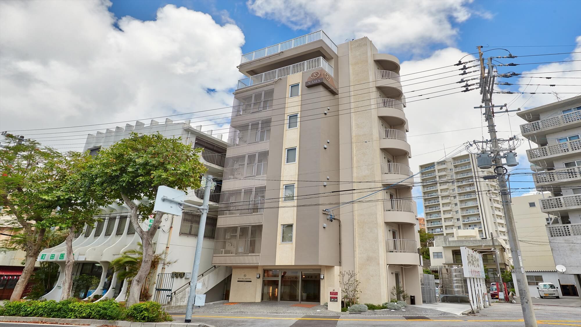 RYUKA HOTEL NAHA(琉華ホテル那覇)へようこそ♪