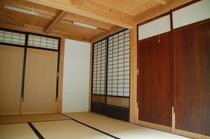 1階和室 建具