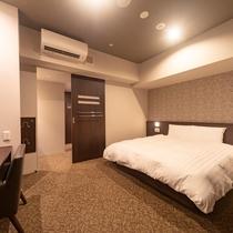 ◆クイーンルーム22.5平米 ベッドサイズ160cm×195cm◆