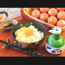 ■爽やかな朝食