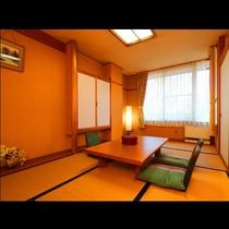 ■安らぎの和洋室