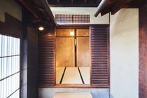 八坂の宿 玄関