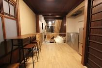 1階 キッチン リビングルーム