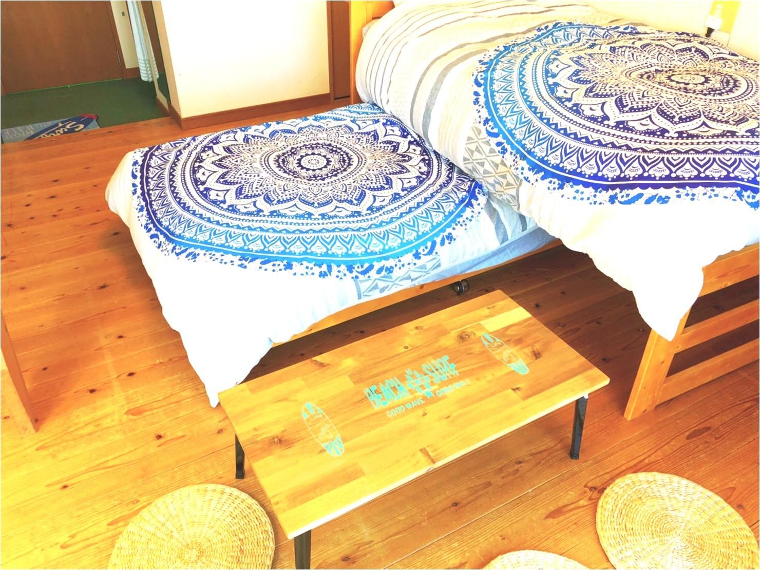 5名様部屋新ベッド(4)