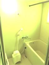 各客室コテージの浴室
