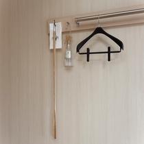 ◆ハンガー・シューホーン◆全室完備