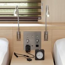 ベッドライト・充電器・USBコンセント