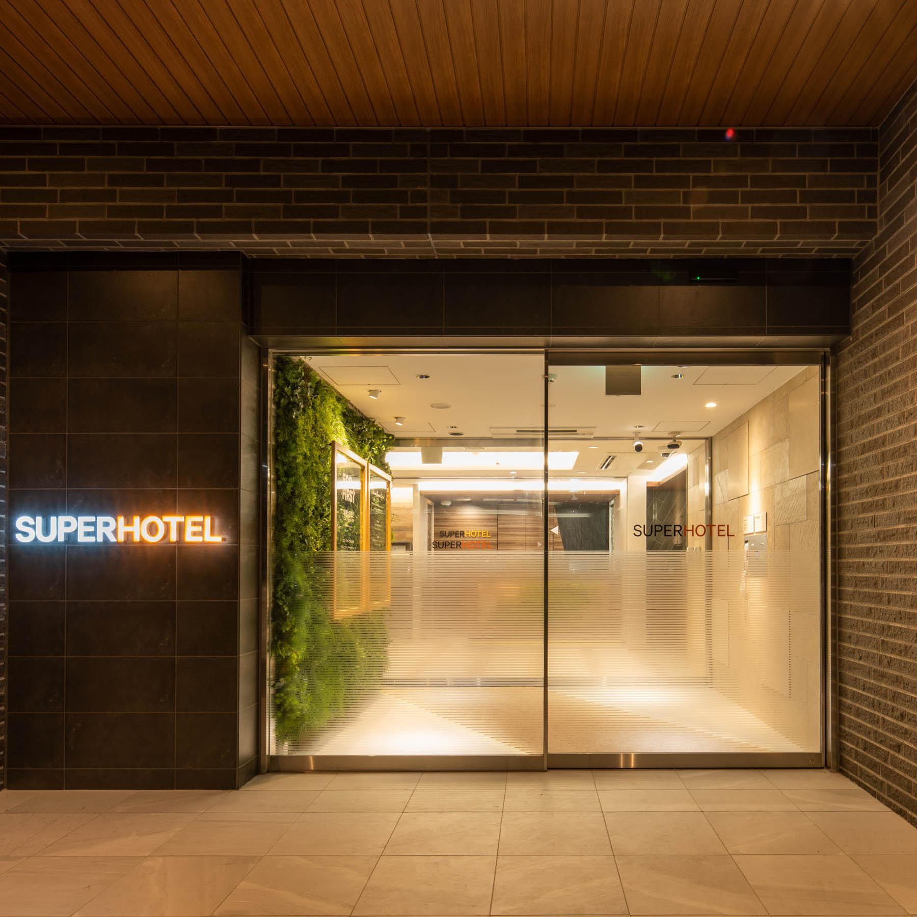 【2018年11月28日グランドオープン】スーパーホテル長野・飯田インター