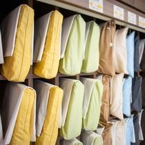 【ぐっすり枕コーナー】ぴったりの枕が選べる・試せる・硬さや高さも計8種類ご用意♪