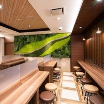 【Natural】◆スカンディアモス◆フロントやロハスラウンジに使用