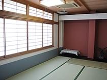 【山側客室:和室7.5畳】