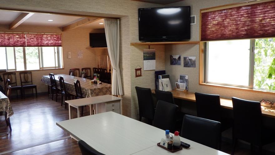 里山レストラン(本館)