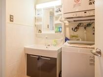 8F 洗濯機と乾燥機をご用意しております