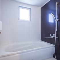 8F 広くゆったりしたバスルーム