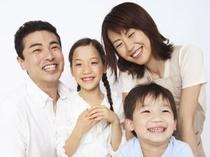 ご家族旅行には8Fのサンセットビュースイートがお薦め!(定員7名様)