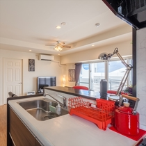 8F キッチン