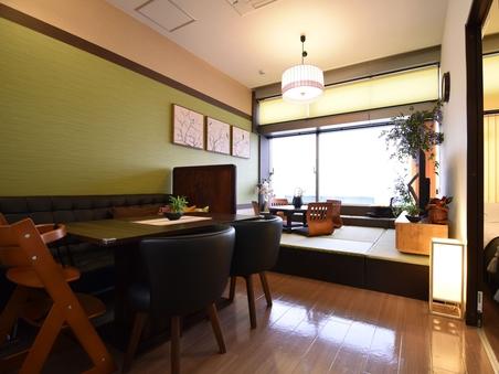 【603】2ベッド・スイートルーム (6名宿泊可)