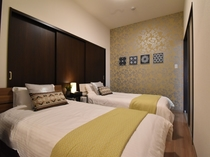 603 ベッドルーム2(シングル×2)