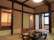 山紫庵(201号室)ベッドルームのあるお部屋