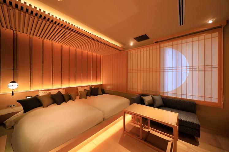 客室 ツインルーム