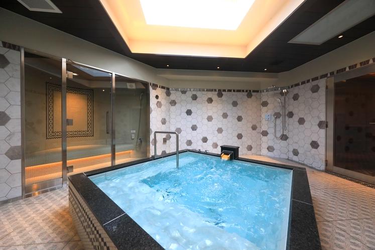 貸切風呂 湯処 天 浴室