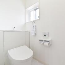 *コテージ[花] トイレ