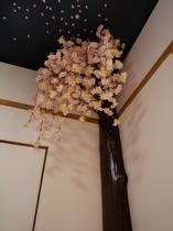 リビング桜