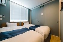 Cタイプ(寝室2:ダブルベッド&シングルベッド)
