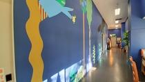 壁画の廊下