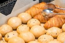 朝食ビュッフェ<焼きたてパン>