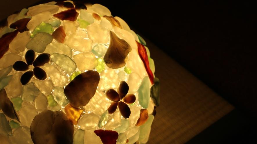 *館内一例/優しい灯りの中でくつろぎの時間をお過ごしください
