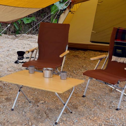アウトドアブランドsnow peakのテント